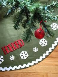 Quilted Christmas Tree Skirts To Make - top 10 festive diy christmas tree skirts diy christmas tree