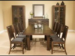 pine hill dining room collection by magnussen furniture youtube