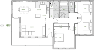 apartments efficient floor plans energy efficient home design