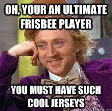 Ultimate Frisbee Memes - please tell me more meme kappit