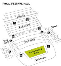 royal festival hall floor plan royal festival hall seating plan london theatre tickets