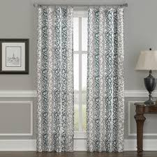 Black And Gold Damask Curtains by Decor Dark Wood Side Table With Table Lamp And Decorative Walmart