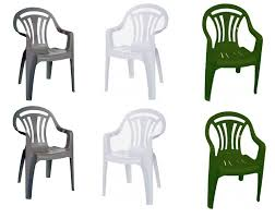 Stackable Plastic Patio Chairs by Plastic Chair Low Back Patio Garden Stackable Chairs Pack Of 2 4 6