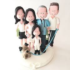 cake topper studio pets best custom wedding cake topper