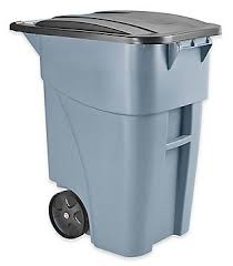 trash cans commercial trash cans garbage cans in stock uline