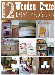 creative ideas home decor 12 creative ideas to recycle wooden crates for diy home projects