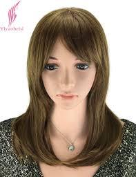 medium length hairstyles brown hair online get cheap medium length brown hairstyles aliexpress com