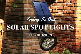 best solar spot lights 2017 reviews comparison