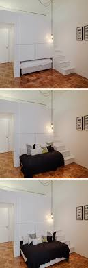 small modern apartment this small apartment has a pull out bed that doubles as a sofa
