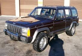 jeep cherokee brown 1990 jeep cherokee news reviews msrp ratings with amazing images