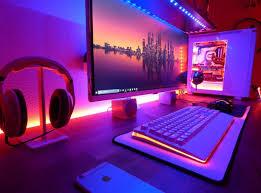 Desk Setup Desk Setup Muallimce