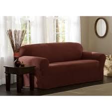 stretch sofa slipcover sage stretch slipcover wayfair