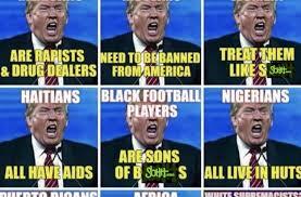 Donald Meme - talib kweli delivers some uncomfortable donald trump facts w savage