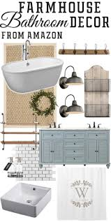 Country Home Bathroom Ideas Colors Best 25 Modern Farmhouse Bathroom Ideas On Pinterest Farmhouse