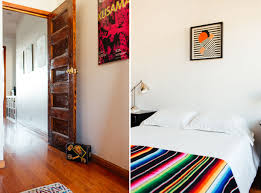 Interior Design Homes My 1 000sqft Tour A Newly Transplanted Couple U0027s Bushwick