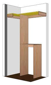 Closet Plans by Build Your Own Closet Organizer Plans Keysindy Com