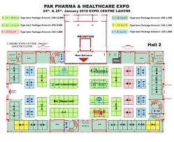 Expo Floor Plan by Pak Pharma U0026 Healthcare Expo 2018