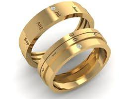 wedding ring models 3d printable model 252 wedding ring cgtrader