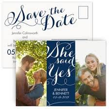 Save The Dates Postcards Save The Date Postcards Invitations By Dawn