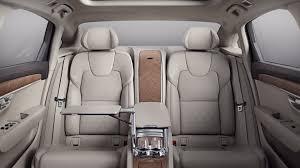 volvo minivan first china built volvo s90 sedans arrive in europe