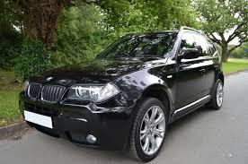 bmw x3 m sport black 2008 bmw x3 2 0d m sport auto suv cyprus igna cars