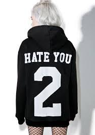 you hoodie dolls kill