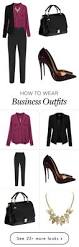 Trendy Wear To Work Clothes Top 25 Best Executive Ideas On Pinterest Work Fashion