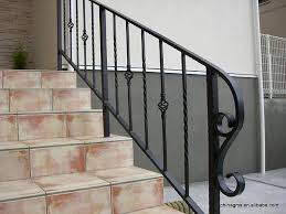 Stairway Banisters Exterior Stair Railing Metal Exterior Stair Railings Ideas