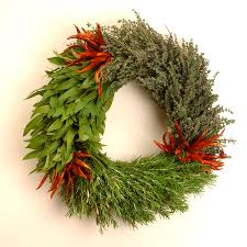 wreath everlasting wreaths magnolia lavender bay leaf u0026 more