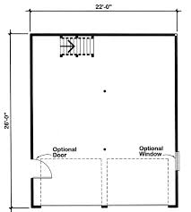 Project Plan 6022 The How To Build Garage Plan by Garage Plan 6007 At Familyhomeplans Com