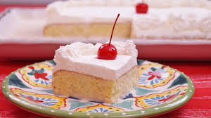 tres leches cake recipe dishin u0027 with di cooking show recipes