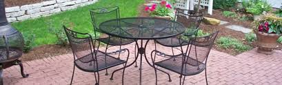 Refinish Iron Patio Furniture by Home Indianapolis In Patio Furniture Restorations