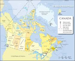 Canada And Us Map peterbilt dealerships canadian provinces maps