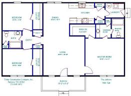1500 sq ft ranch house plans homely idea one story house plans 1500 sq ft 8 ranch plan
