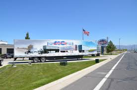 utility announces legacy museum trailer begins north american tour