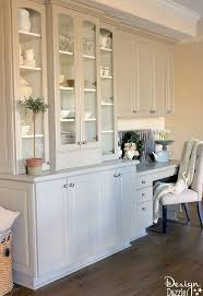kitchen china cabinet china cabinet makeover hometalk