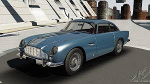 aston martin cars cars list assetto corsa database