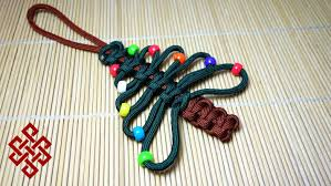 how to make a paracord christmas tree ornament tutorial youtube