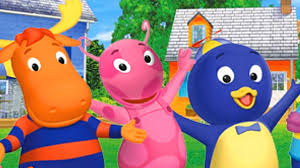 backyardigans coloring cartoon characters coloring pages video