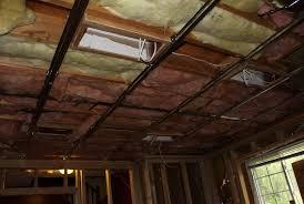 basement ceiling sound insulation home design ideas