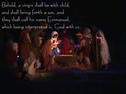the story of the birth of jesus from the holy bible niv