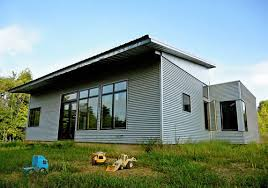Sips House Kits Prefab Homes Passive Solar House Kits Green Modern Kits