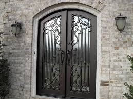 Exterior Doors Steel Residential Steel Security Doors Commercial Glass Entry And Frames