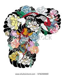 japanese tattoo stock images royalty free images u0026 vectors