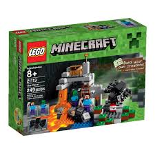 lego minecraft the cave 21113 toys