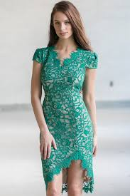bright green lace sheath dress cute green lace dress online