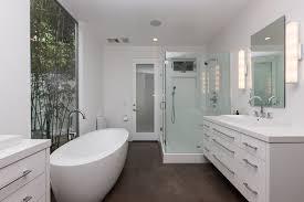 Bathroom Vanity Plus Flooring Ideas Minimalist Bathroom Design With Small Toilet And