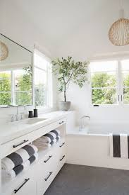 1053 best bathroom decor and design ideas images on pinterest a contemporary house in california was designed with farmhouse elements throughout