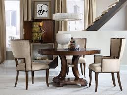 hooker furniture skyline dark cathedral cherry 54 u0027 u0027 wide round