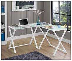 walker edison corner computer desk walker edison corner computer desk white bb51x29wh best buy